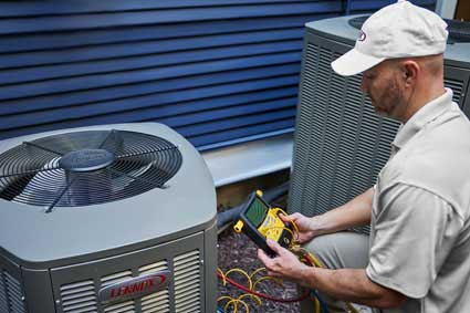 HVAC Service in Pomona CA