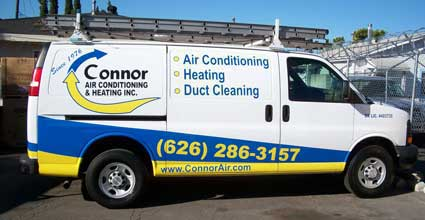 HVAC Service in La Habra CA