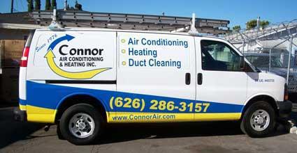 HVAC Service in Monrovia CA