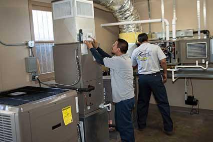 HVAC Service in Monterey Park CA