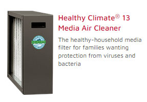 Healthy Climate 13 Media Air Cleaner